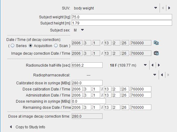 Image Display and Basic Processing > External Tools > SUV